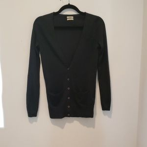 Madewell Wallace Wool Cardigan
